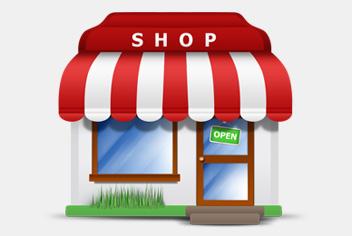 Boutique Shop/Store PSD File