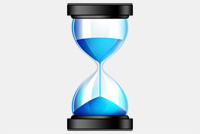 Hourglass PSD File