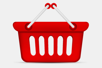 Shopping Basket PSD