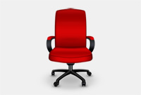 Office Chair – Seat PSD File