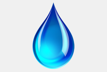 Drop of Water PSD