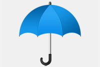 Umbrella PSD File