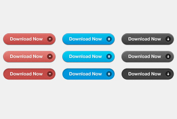 Download Buttons Photoshop (psd) Template