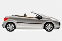 PSD Cabriolet Car