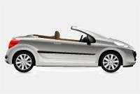 PSD Cabriolet Car