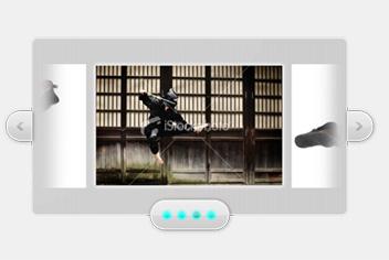 PSD Slider Photoshop Template
