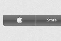 Apple Website Menu (Photoshop) PSD Template