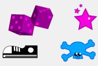 Emo Design Elements PSD File