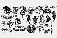 Tattoos PSD Files