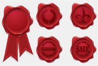 Wax Seals PSD Files