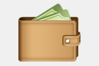 Money and Wallet PSD File