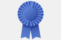 Medal/Award Ribbon PSD File