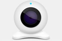 Webcam PSD File