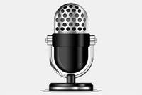 Radio / Old Microphone PSD File