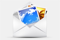 Envelope – Email PSD File