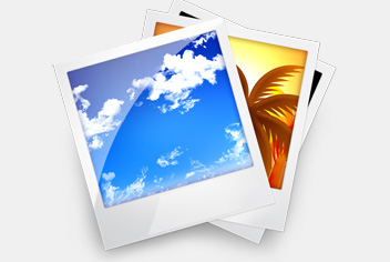 Polaroid Frame PSD File