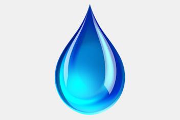 Drop of Water PSD