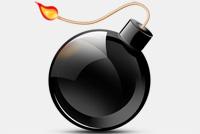 Bomberman Bomb PSD File
