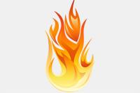 Flame Photoshop (PSD) File