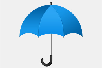 Umbrella PSD File