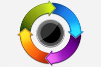 PSD Diagaram/Chart Template
