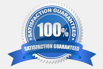100% Satisfaction Guarantee PSD File