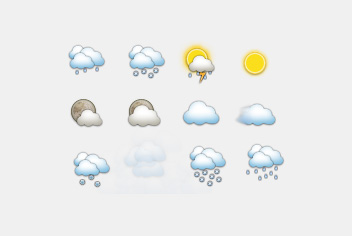 Weather Forecast PSD File