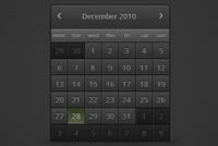 Calendar – Almanac Photoshop (.psd) Template