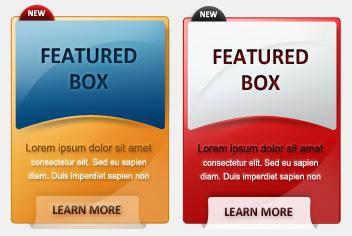 Elegant – Trendy Web Boxes
