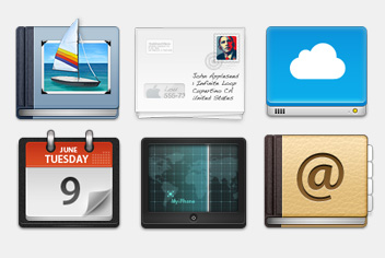 Cool PSD Icons