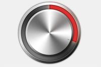 Knob/Potentiometer Photoshop (.psd) File
