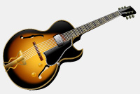 PSD Guitar Photoshop File