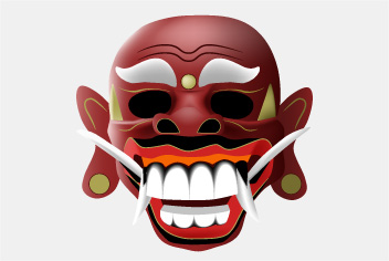 PSD Celuluk Mask