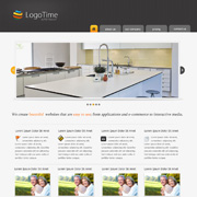 How to create a Business Web Layout in Photoshop