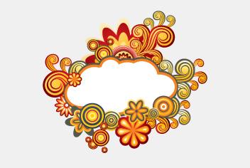 PSD Retro Cloud